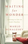 Waiting for Wonder: Learning to Live on God's Timeline - Marlo Schalesky