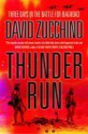 Thunder Run - David Zucchino