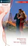 Briljante kus / Net een sprookje - Shirley Jump, Ally Blake, Marianne Hoogenboom, Annemarie Zandkamp