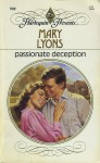 Passionate Deception - Mary Lyons