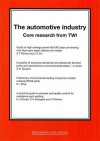 The Automotive Industry: Core Research From TWI - TWI Ltd