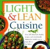 Light & Lean Cuisine - Anne Sheasby