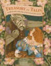 The Children's Treasury of Tales: An Illustrated Collection of Best-Loved Fairy Stories - Lesley Young