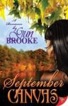 September Canvas - Gun Brooke