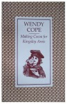 Making Cocoa for Kingsley Amis - Wendy Cope