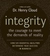 Integrity CD - Henry Cloud