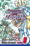 Knights of the Zodiac (Saint Seiya), Volume 9: For the Sake of Our Goddess - Masami Kurumada