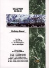 Land Rover Discovery 1995-98 Official Workshop Manual - Brooklands Books Ltd, Brooklands Books