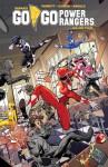 Saban's Go Go Power Rangers Vol. 4: Volume 4 (Mighty Morphin Power Rangers) - Ryan Parrot