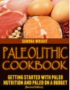 Paleolithic Cookbook [Second Edition] - Sandra Wright