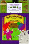 God's Promise: The Story of Noah's Ark [With Cassette] - Kevin Foreman, Juli Foreman