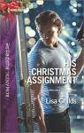 His Christmas Assignment (Bachelor Bodyguards) - Lisa Childs