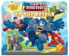 To the Rescue (DC Super Friends) - Reader's Digest Association, Reader's Digest Association