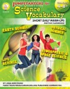 Jumpstarters for Science Vocabulary, Grades 4 - 8 - Linda Armstrong