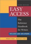 Easy Access with 2002 APA Update - Michael Keene, Katherine H. Adams