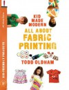 All About Fabric Printing - Todd Oldham