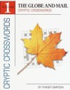 The Globe and Mail Cryptic Crosswords, Volume 1 - Fraser Simpson
