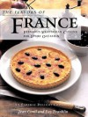 The Flavors of France: Fabulous Vegetarian Cuisine for Every Occasion : An Earthly Delight Cookbook - Jean Conil, Fay Franklin