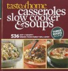 TOH Casseroles, Slow Cooker & Soups - Taste of Home