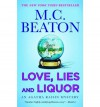 (Love, Lies and Liquor) By Beaton, M. C. (Author) Paperback on (08 , 2007) - M. C. Beaton