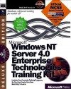Microsoft Windows NT Server 4.0 Enterprise Technologies Training - Microsoft Press, Microsoft Press
