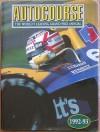 Autocourse: The World's Leading Grand Prix Annual 1992-93 (Autocourse) - Alan Henry