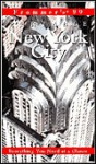 Frommer's Portable New York City - David Doty, Arthur Frommer, Cynthia Baker