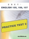 CSET English 105, 106 Practice Test 2 - Sharon Wynne