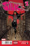 Silk Vol 1 #1 - Robbie Thompson, Stacey Lee, Ian Herring