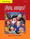 Cengage Advantage Books: Hola, amigos! Worktext Volume 1 - Ana C. Jarvis, Raquel Lebredo, Francisco Mena-Ayll?n