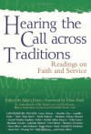 Hearing the Call Across Traditions: Readings on Faith and Service - Adam Davis, Eboo Patel