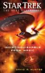 Star Trek: The Next Generation: Indistinguishable from Magic - David A. McIntee