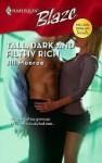 Tall, Dark And Filthy Rich (Harlequin Blaze #362)(Million Dollar Secrets) - Jill Monroe
