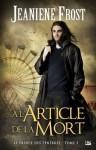 A l'article de la mort (Le prince des ténèbres, #2) - Jeaniene Frost