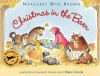 By Margaret Wise Brown Christmas in the Barn [Paperback] - Margaret Wise Brown