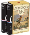 The Leatherstocking Tales: The Library of America Edition - James Fenimore Cooper, Blake Nevius