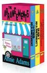 The Arrangements- A Cozy Mystery Box Set: The Flower Shop Mystery Series (Books 1-3) - Annie Adams