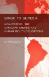 Singh to Suresh: Non-Citizens, the Canadian Courts and Human Rights Obligations - Tom Clark