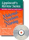 Lippincott's Review Series, Maternal-Newborn Nursing (Book with CD-ROM) - Barbara R. Stright, Stright, Barbara R. Stright, Barbara R.