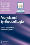 Analysis and Synthesis of Logics: How to Cut and Paste Reasoning Systems - Marcelo Coniglio, Dov M. Gabbay