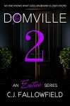 The Domville 2 - C.J. Fallowfield, Book Cover by Design, Karen J