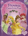 Princess Counting Fun [With CD (Audio)] - Laura Gates Galvin