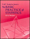 TI-82 Guide For Moore's The Basic Practice of Statistics - David S. Moore