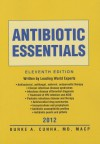 Antibiotic Essentials, 2012 - Burke A. Cunha