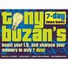 Tony Buzan's 7 Day Brain Boost Pack - Tony Buzan