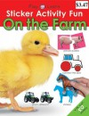 Sticker Activity Fun On the Farm - Roger Priddy