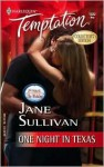 One Night in Texas - Jane Sullivan