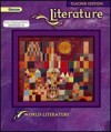 Glencoe Literature: World Literature Teacher Edition - Jeffrey D Wilhelm, Douglas Fisher