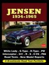 Jensen Cars 1934-1965 - R.M. Clarke