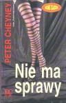 Nie ma sprawy - Peter Cheyney
